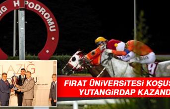 Fırat Üniversitesi Koşusunu, Yutangirdap Kazandı