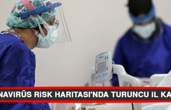 Koronavirüs Risk Haritası'nda Turuncu İl Kalmadı