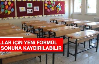 Okullar İçin Yeni Formül: Hafta Sonuna Kaydırılabilir