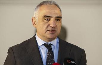 Bakan Ersoy: Sinema sektörüne 150 milyon liralık destek sağladık