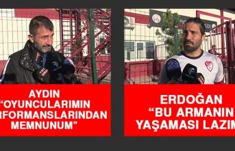 Elazığspor – Kahta 02 Spor Karşılaşmasının Ardından Açıklamalarda Bulunuldu