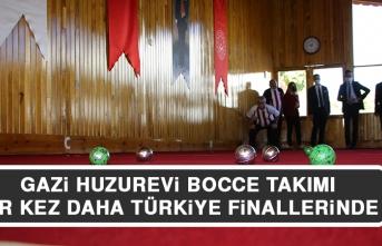 Gazi Huzurevi Bocce Takımı Bir Kez Daha Türkiye Finallerinde