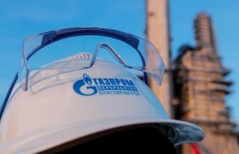 Gazprom'un doğal gaz ihracat geliri yüzde 95 arttı