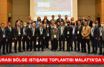 MEB Şurası Bölge İstişare Toplantısı Malatya'da Yapıldı