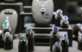 Mücevher sektöründen 3,8 milyar dolar ihracat