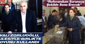 """""""Referandum, Ülkemizin Kalkınmasına Daha da Katkı Sağlayacak"""""""