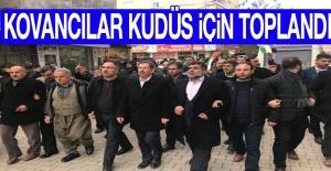 Kovancılar Kudüs İçin Toplandı