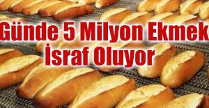 2 Milyar İnsanın Doyacağı Ekmek Çöpe Gidiyor