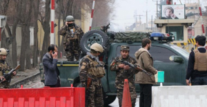 Afganistan'da Askeri Üsse Taliban Saldırısı