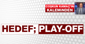 HEDEF; PLAY-OFF
