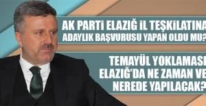 AK Parti Elazığ İl Teşkilatı Seçimlere Hazırlanıyor