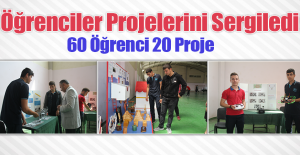 20 proje TUBİTAK 4006 Bilim Fuarında Sergilendi