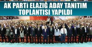 AK Parti, Milletvekili Adaylarını Tanıttı