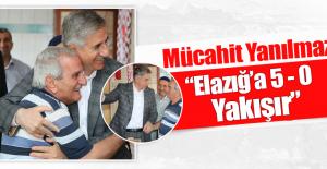 """BAŞKAN YANILMAZ: """"VAKİT BİRLİK VAKTİ"""""""