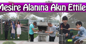 Elazığlılar, Ramazan'da İftarı Mangalla Açıyor