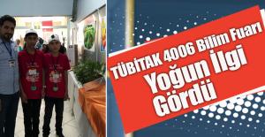 Fatih Sultan Mehmet Ortaokulu'nun Açtığı Fuar İlgi Gördü
