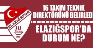 Elazığspor'da Durum Ne?