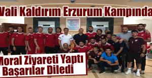 Elazığspor'a Moral Ziyareti Yaptı