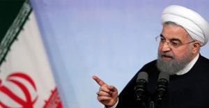 Ruhani'den Petrolün Ardından Nükleer Tehdit