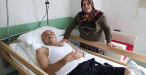 Buerger Hastası Protez Bacakla Yeniden Yürüyecek