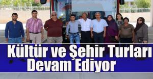 MADENLİLER KÜLTÜR ŞEHİR TURLARI'NDA