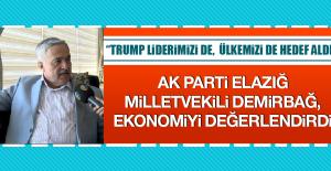Milletvekili Demirbağ, Ekonomiyi Değerlendirdi