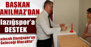 Mücahit Yanılmaz Elazığspor'a Ne Kadar Destek Verdi?