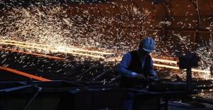 Türkiye'nin Ham Çelik Üretimi Arttı