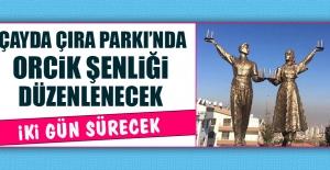 Ankara'da Orcik Şenliği Düzenlenecek