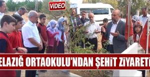 Şehit Polis Hüseyin Göral Mezarı Başında Ziyaret Edildi