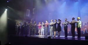 Ghost the Musical İstanbul'da Sahnelendi