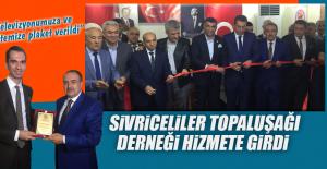 İstanbul'da Sivriceliler Bir Arada