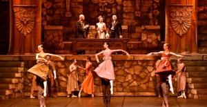 """Mersin'de """"Hamlet"""" balesi sahneledi"""