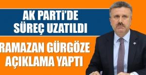AK Parti'de Süreç Uzatıldı
