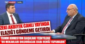 DR. ŞENEL YEDİYILDIZ, ZEKİ AKBIYIK'IN SORULARINI YANITLADI