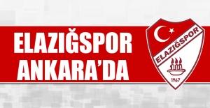 Elazığspor, Ankara'da