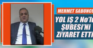 Mehmet Sabuncu, Cumali Demiroğlu ile Bir Araya Geldi
