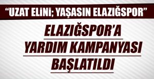 """""""UZAT ELİNİ; YAŞASIN ELAZIĞSPOR"""""""