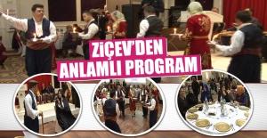 ZİÇEV'den Anlamlı Program