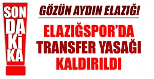 Elazığspor'da Transfer Tahtası Açıldı