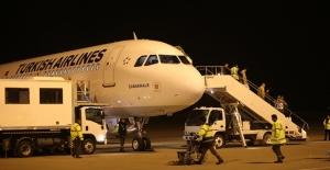 Irak'ın Süleymaniye kentine uçuşlar tekrar başladı