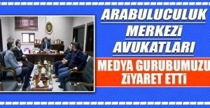 Arabuluculuk Merkezi Avukatları Medya Gurubumuzu Ziyaret Etti
