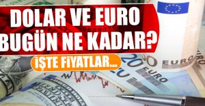 25 Mart Dolar ve Euro Fiyatları