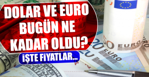 27 Mart Dolar ve Euro Fiyatları