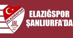 Birevim Elazığspor Şanlıurfa'da