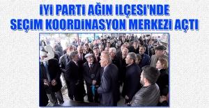 İYİ Parti Genel Başkan Yardımcısı Özdağ, Elazığ'a geldi