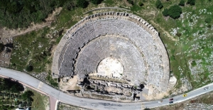 Farklı uygarlıkların izleri Antalya'da turizmin hizmetinde