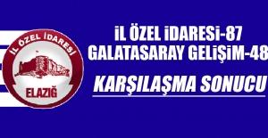 İl Özel İdaresi 87-48 Galatasaray Gelişim