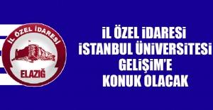 Periler, İstanbul Üniversitesi Gelişim'e Konuk Olacak