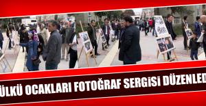 Ülkü Ocakları Fotoğraf Sergisi Düzenledi